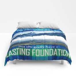 Lasting Foundation Comforters
