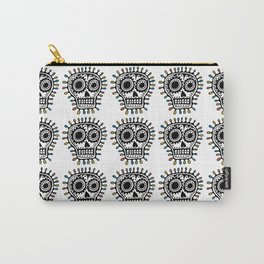 Sugar Skull - sharpie Carry-All Pouch