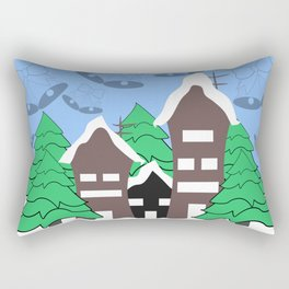 Christmas fantasy Rectangular Pillow