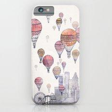 Voyages Over Santa Monica Slim Case iPhone 6s