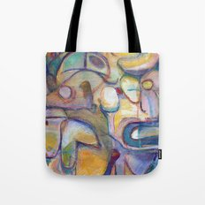 All Limbs Akimbo Tote Bag
