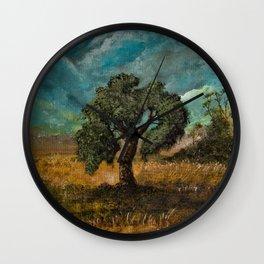 Thors Eik Tre Wall Clock