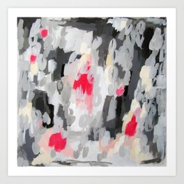 No. 70 Modern Abstract Painting Art Print