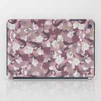 wwe iPad Cases featuring Flowers by eARTh
