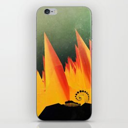 Dante's Inferno: Circle of Herecy iPhone Skin
