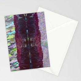 landscape collage #07 Stationery Cards