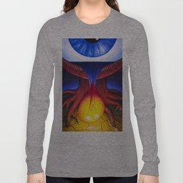 tree of death Long Sleeve T-shirt