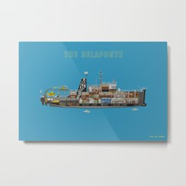 The Belafonte Metal Print