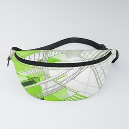 Don´t Look Down Two Fanny Pack