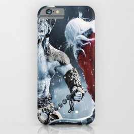 Movie A Christmas Horror Story iPhone Case