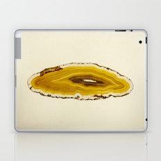 Agate - Yellow Slice Laptop & iPad Skin