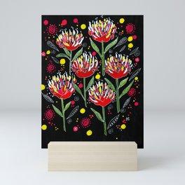 Protea Magic Mini Art Print