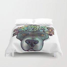 Plant Pup Duvet Cover
