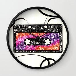 Fita Cassete Wall Clock
