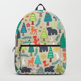 summer woodland Backpack