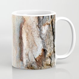 Eucalyptus tree bark and wood Coffee Mug