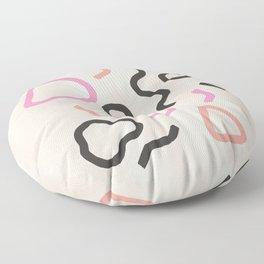 Pop Confetti Floor Pillow