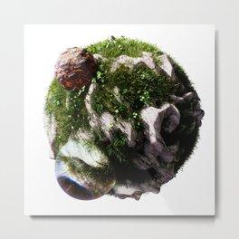 Planet #002 Metal Print