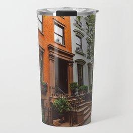 Brooklyn Heights II Travel Mug