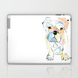 Bulldog Colour Laptop & iPad Skin