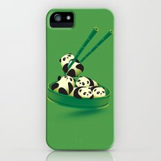 Panda Dumpling iPhone (5, 5s) Slim Case