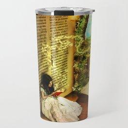 The Book Of Secrets Travel Mug