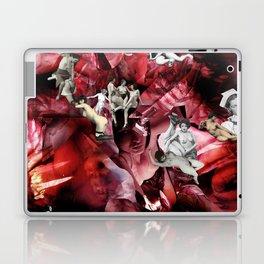 Scarlet Ocean Tempest Laptop & iPad Skin