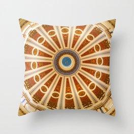 Pennsylvania State Capitol Throw Pillow