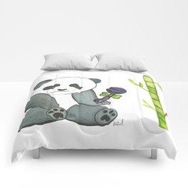 Baby Panda Comforters