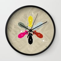 watch Wall Clocks featuring Watch by jnk2007