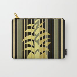 Pineapple Glam Carry-All Pouch