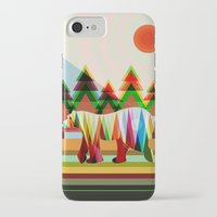 camouflage iPhone & iPod Cases featuring Camouflage by milanova