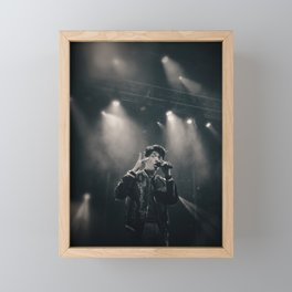 Eric Nam at the Fillmore 2020 Framed Mini Art Print