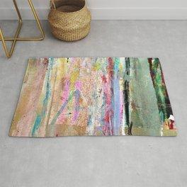 Colorful Bohemian Abstract 1 Rug