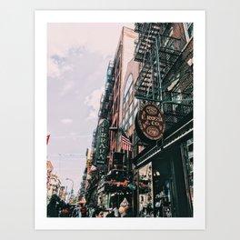Ferrara Bakery in Little Italy Art Print