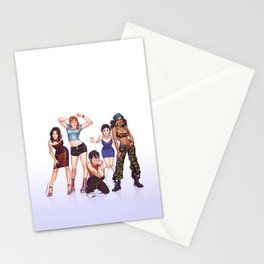 Kirkwall Girls Stationery Cards