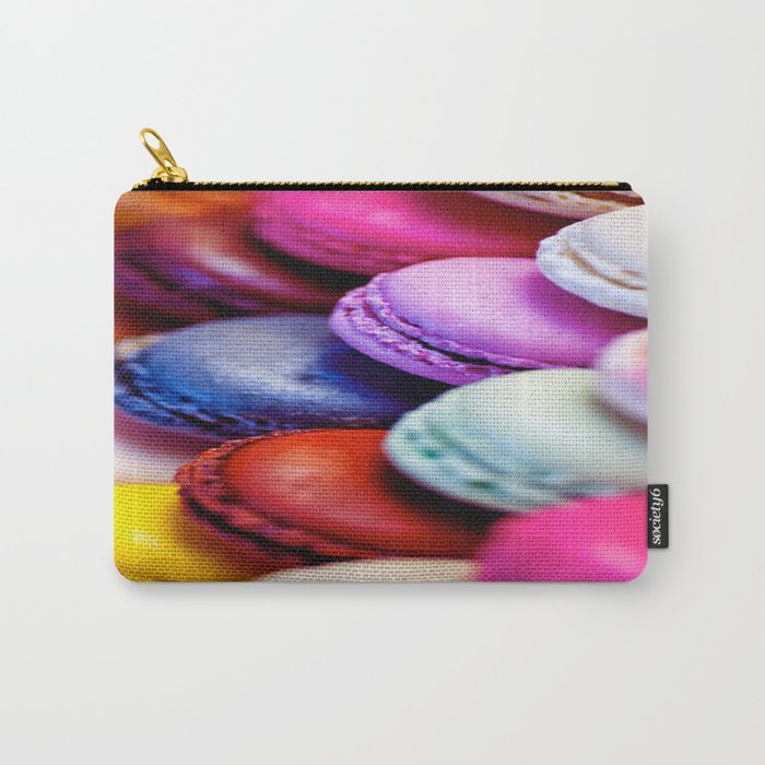 macarooon Carry-All Pouch