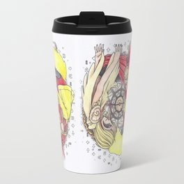 FAITH AND DECEIT  Travel Mug