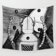 The Juggler Wall Tapestry