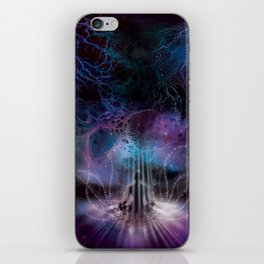Into The Abyss iPhone Skin