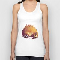 dinosaur Tank Tops featuring DINOSAUR by rafael mayani