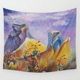 Swaziland-Milwane Wall Tapestry