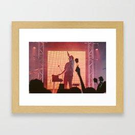LANY in Australia Framed Art Print