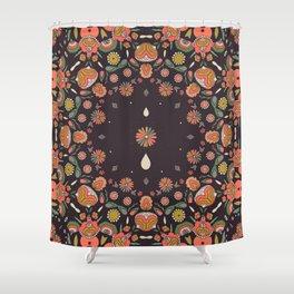 Bungalow III Shower Curtain