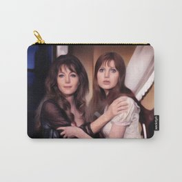 Ingrid Pitt and Madeline Smith Carry-All Pouch