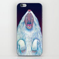 rat iPhone & iPod Skins featuring rat by Sara Bea
