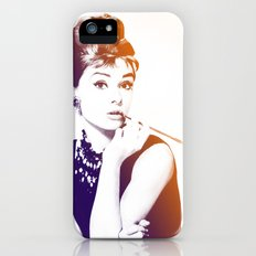 Audrey Hepburn Slim Case iPhone (5, 5s)