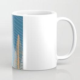 Deep Forest - Dusk Coffee Mug