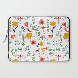 Rustica #illustration #pattern Laptop Sleeve
