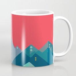 Red Sky Revival Coffee Mug
